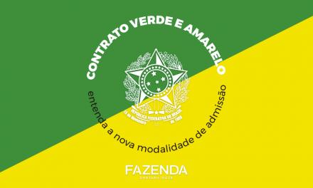Contrato Verde e Amarelo: entenda a nova modalidade de admissão